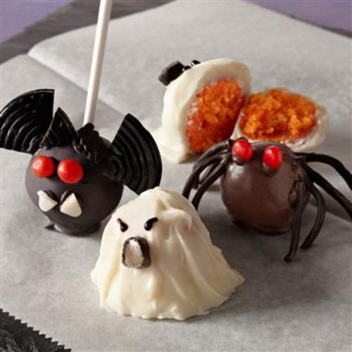 Creepy Crawly Cake Truffles