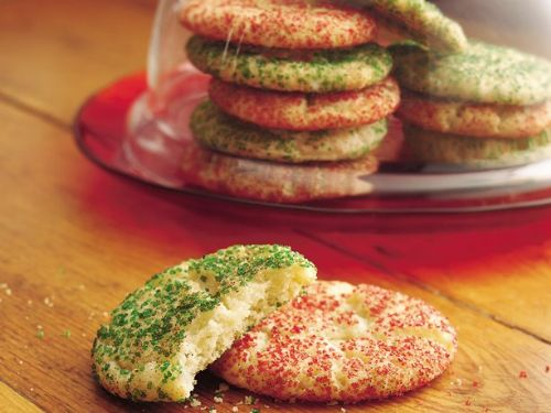 Cookies - Holiday Snickerdoodles