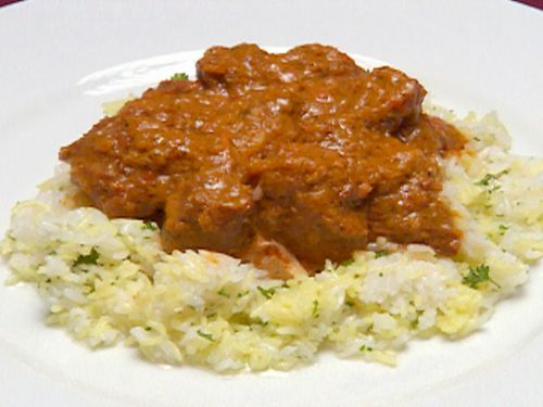 Curried Lamb
