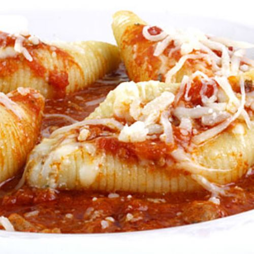 Stuffed Shells Recipe — Dishmaps