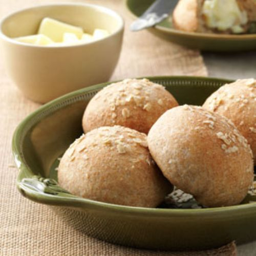 Whole Wheat Potato Rolls