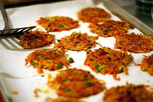 Indian Veggie Fritters