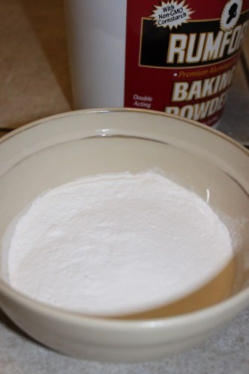 Corn & Aluminum Free Baking Powder Bulk Amount