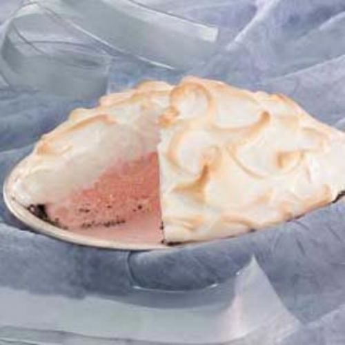 Mile High Peppermint Pie