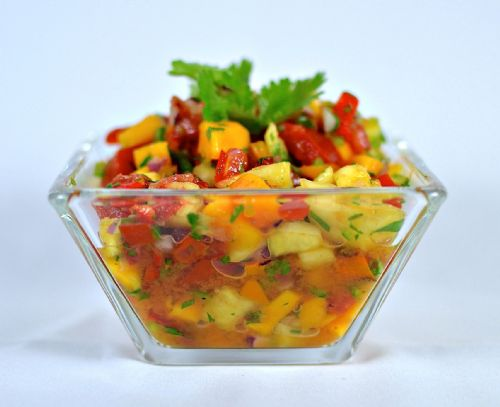 Danette May - Superbowl Salsa