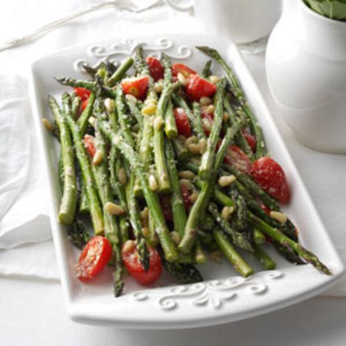 Vegetable - Tuscan Style Roasted Asparagus
