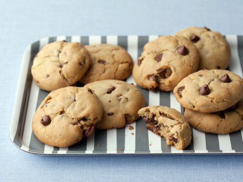Alton's Chocolate Chip Cookies