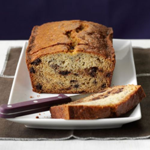 Bread - Chocolate Chip Banana Bread