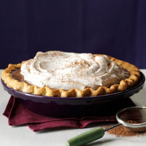 Pie - Silky Chocolate Pie