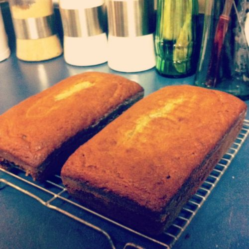 Banana Nut Bread