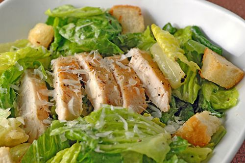 Chicken Ceasar