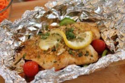 Barbecue Bourbon Tilapia