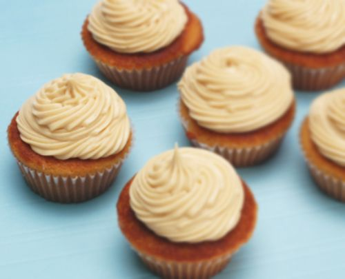 Brown Sugar Cupcakes