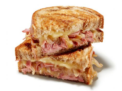 Sandwiches - Corned Beef Grilled Cheese