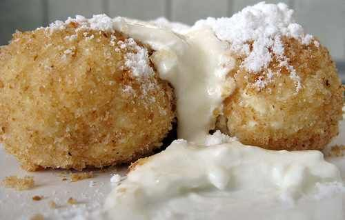 Hungarian Cottage Cheese Dumplings