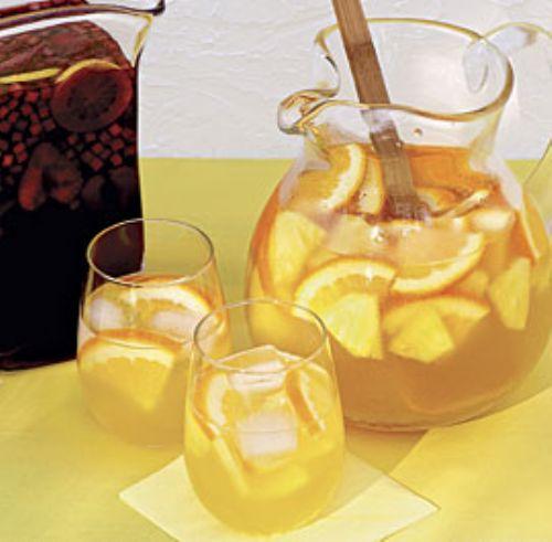 Pineapple Orange Amp Ginger Fruit Infused Water Recipe