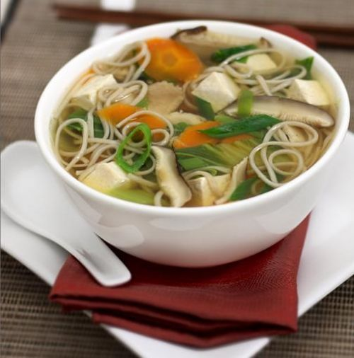 soy ginger chicken in noodle chicken noodle soup recipe soy ginger ...