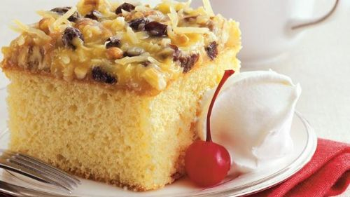 Easy Lane Cake Recipe