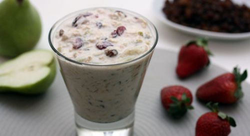 Deluxe Bircher Muesli Recipe