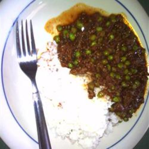 Keema Indian Style Ground Lamb