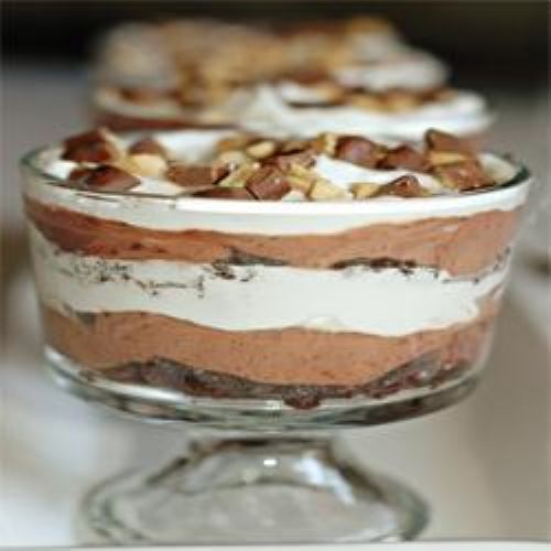 Chocolate Layered Trifle Recipe