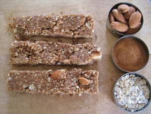 All Natural Breakfast Bars