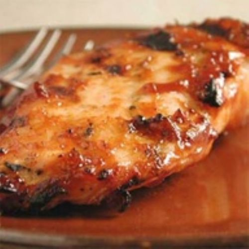 Crockpot Barbeque Chicken