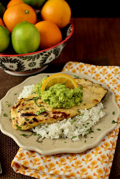 Fresh Margarita Chicken