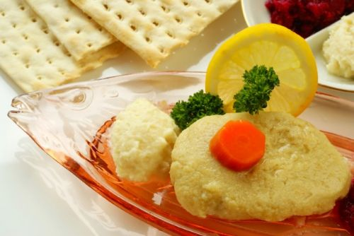 Kosher for Passover Gefilte Fish