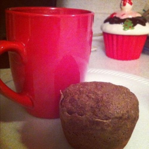 Chocolate Mug Muffin