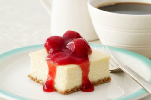 New York Cheesecake Squares