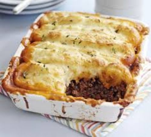 mama gee's cottage pie