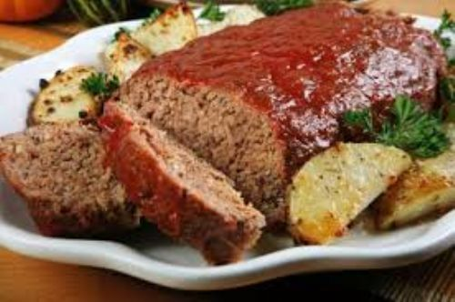 Crock Pot Meatloaf ..