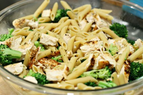 Broccoli and Garlic Pasta