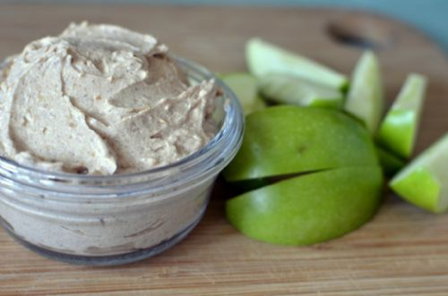 Greek Yogurt Apple Dip