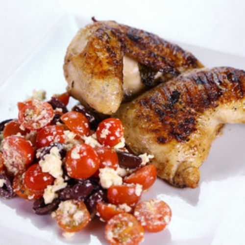 Greek Style Grilled Chicken