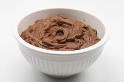 One Minute Chocolate icing
