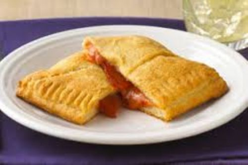 Crescent Pizza Calzones