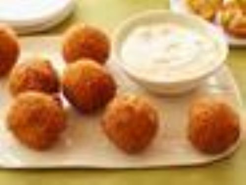 Buffalo Chicken Cheese Balls