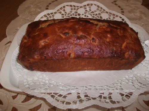 Fruit Tea Cake