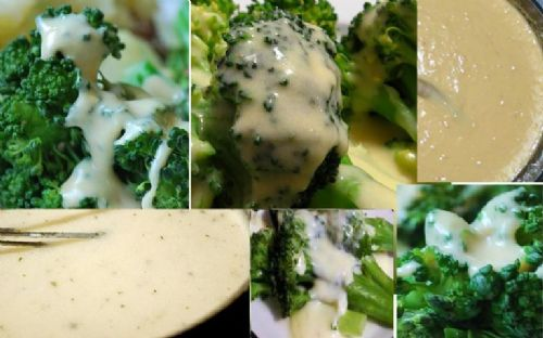 Savory Cheese Sauce