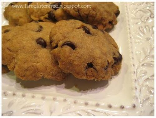 Ellen's Tollhouse Chocolate Chip Cookies