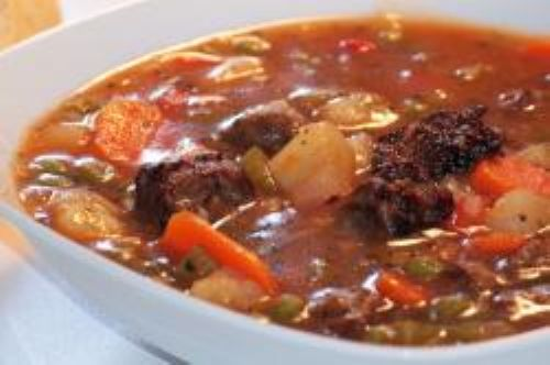 Hearty Healthy Beefless Stew