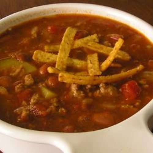 Terrific Turkey Chili