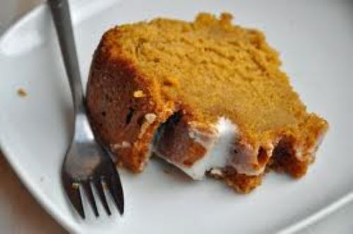 Homemade Pumpkin Cake