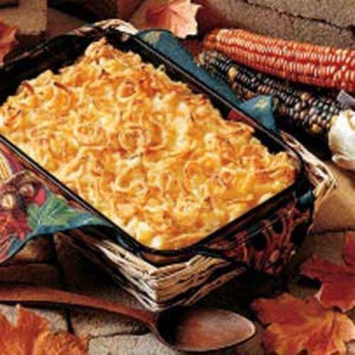 how to make scalloped potatoes with heavy cream