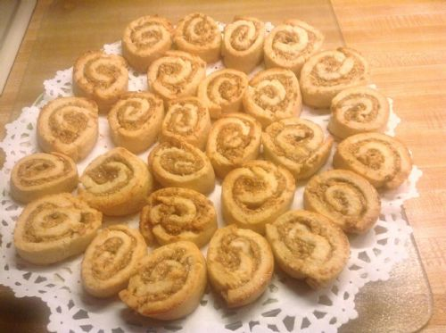 Fig filled Pin Wheels