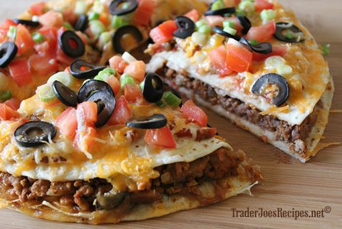 Taco Bell's Mexican Pizza