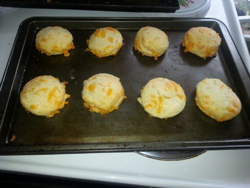 joel's cheese biscuits