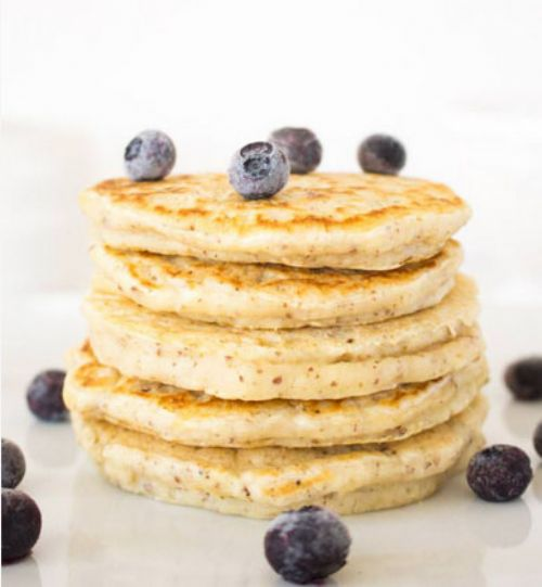 Ultimate Vegan Pancakes